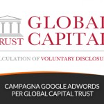 Campagna Google Adwords per Global Capital Trust